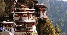 la tana della tigre bhutan