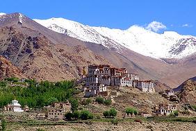monastero di Likir Ladakh