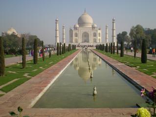 Taj Mahal, monumento all'amore