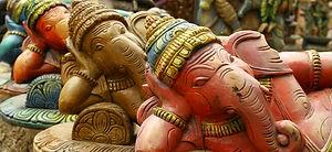 sculture di Ganesh
