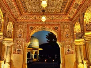 Bikaner, alle porte del deserto del Thar (Rajasthan)