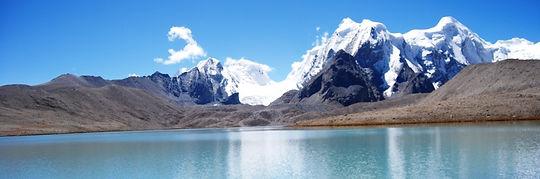 una bella veduta del Sikkim