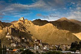 le montagne del Ladakh