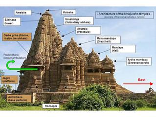 I magnifici templi di Khajuraho