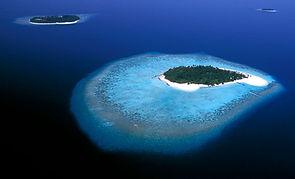 Maldive, atollo