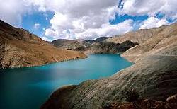 lago di manasarovar in tibet