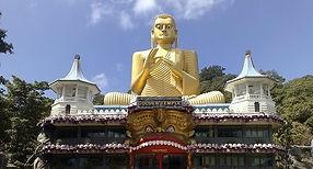 tempio buddista in sri lanka