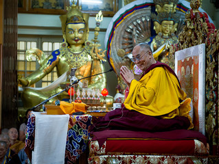 Dharamsala, una visita al Dalai Lama