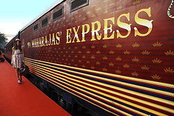 treno maharaja express India