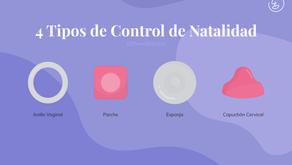 Otros Tipos de Control de Natalidad