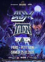 RELEASE-PARTY NOUVEL ALBUM A PARIS LE 25-01-2020 !!!