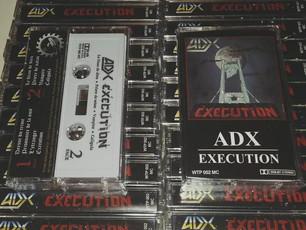 VENTES FLASH SUR LE STORE ADX- PRINTS - K7 EXECUTION - (ltd 30 ex.)