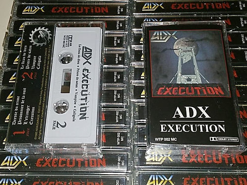 EXECUTION CASSETTE / TAPE