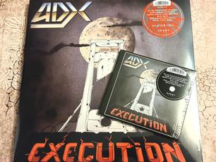 EXECUTION réedité chez Svart Records