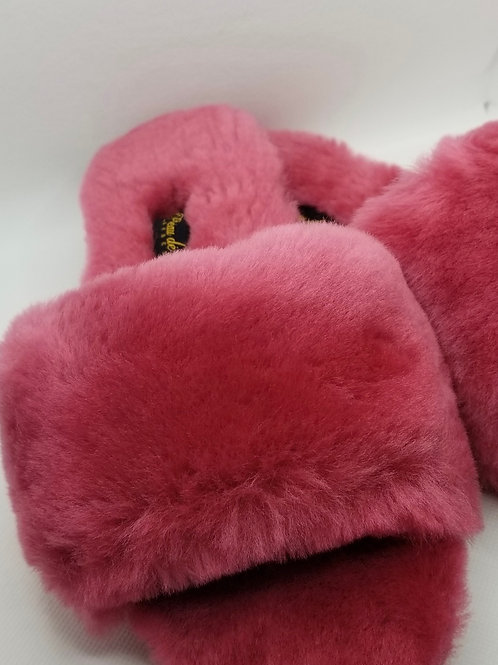 Cozy Slippers - Pink