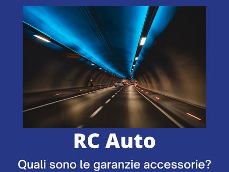 RC Auto, quali sono le garanzie accessorie?