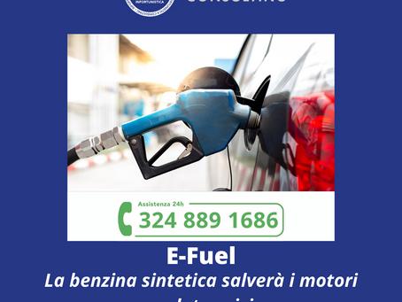 E-Fuel, i carburanti sintetici