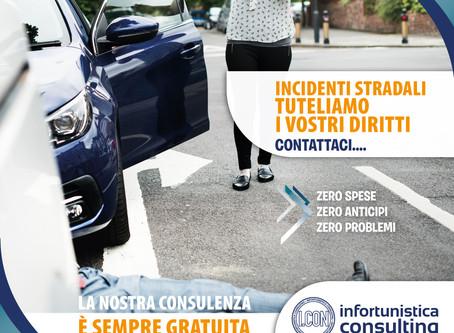 RISARCIMENTO DANNI CON SCATOLA NERA IN AUTO