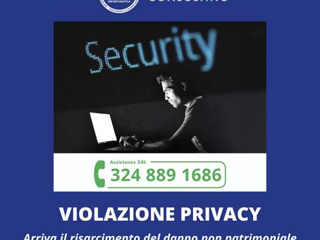 Violazione della privacy?