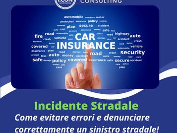 Come tutelarsi in caso di incidente