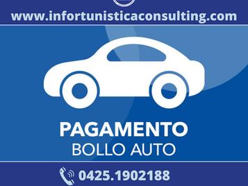 Bollo Auto in Veneto: pagamento rinviato a Giugno 2021
