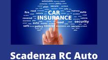 Scadenza della RC per Auto e Moto