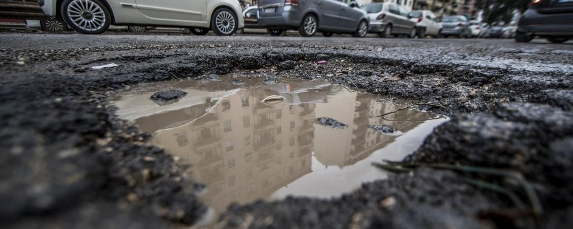 Risarcimento Danni insidie stradali