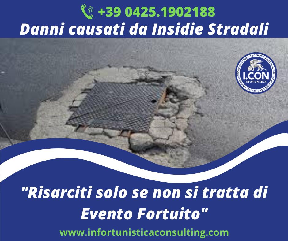 Insidie Stradali Infortunistica Consulting