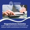 Negoziazione assistita in campo assicurativo.