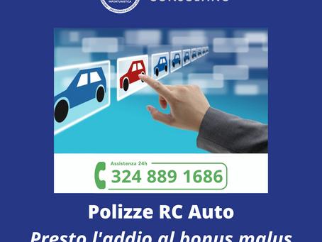 RC Auto, come potrebbe cambiare il Bonus Malus