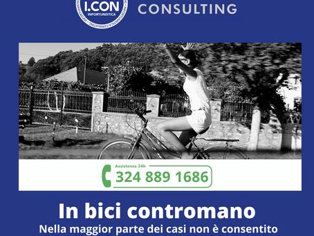 Bicicletta contromano: regole e novità 2021