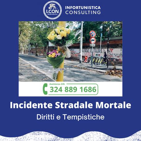 Incidente Mortale, il risarcimento dei parenti