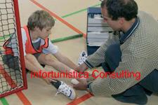 Infortunio nell'ora di educazione fisica: cosa fare?