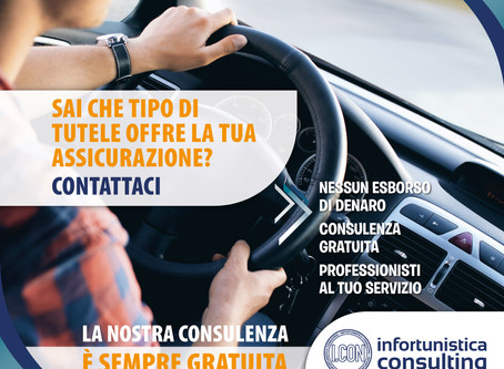 Il Risarcimento in caso di Incidente stradale