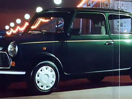 ROVER MINI AFTER EIGHT