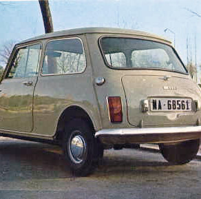 AUTHI MINI 850 (MkII)
