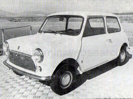 AUTHI MINI 850 (MkIII)