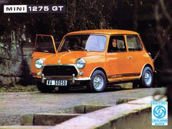 AUTHI MINI 1275 GT