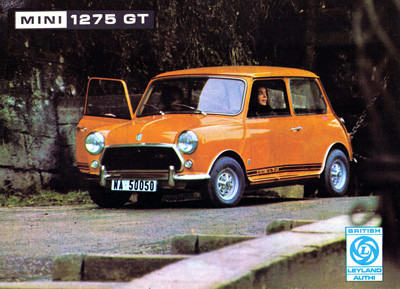 AUTHI MINI 1275 GT