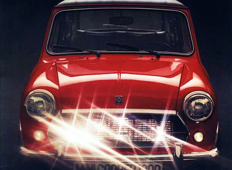 AUTHI MINI COOPER 1300