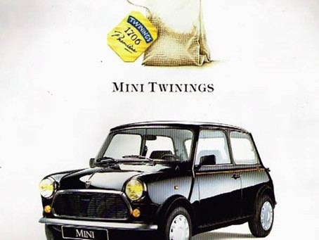 ROVER MINI TWININGS