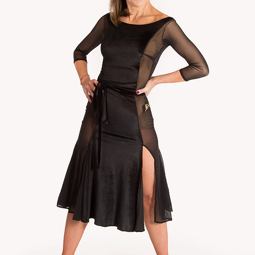 Velveta Rhythm Dress