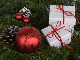 Fröhliche Weihnachten und guten Rutsch