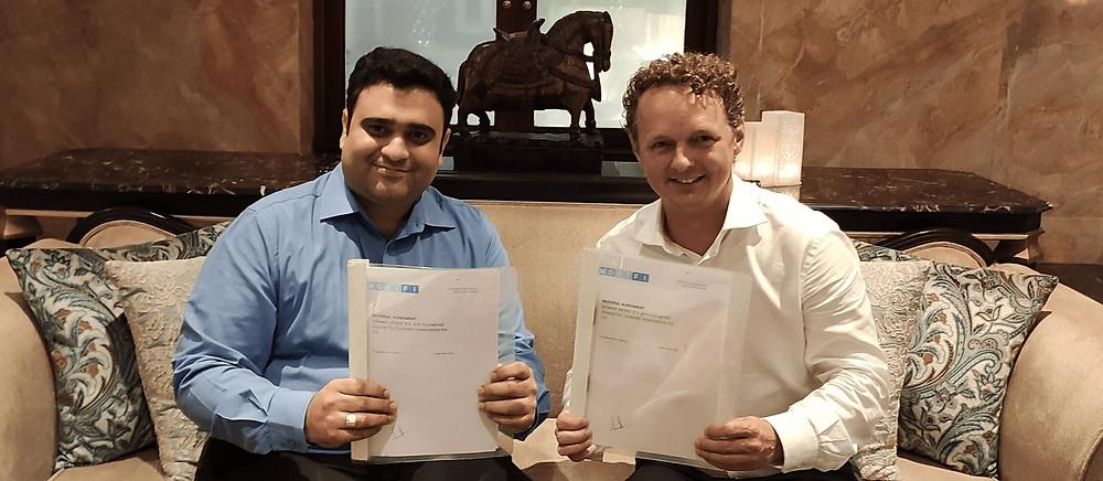 SME MAXX MODIFI Collaboration for Export Finance