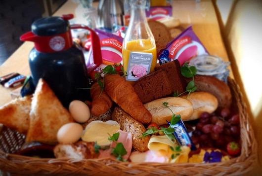 Cootjes ontbijt doos