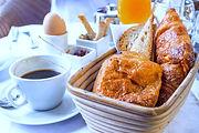 lunch en ontbijt