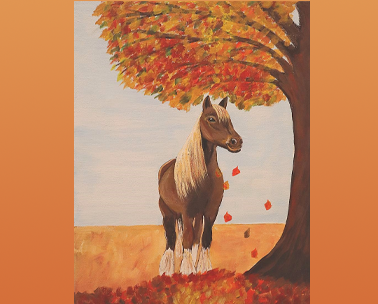 Autumn Horse      November 13th