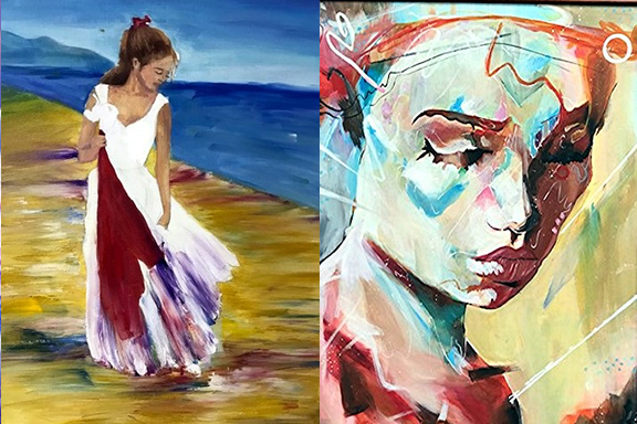 Oil Painting Camp 10:00-1:00pm
