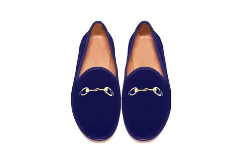 Lady Amelia - Azure Blue