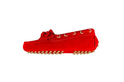 Little Roman - Scarlet Red